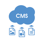 load the CMS